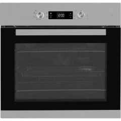 Beko CIF81X Built In Single Oven, 66L 4 Function Fan Oven