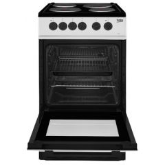 Beko KS530W Single Cavity Electric Cooker -W50CM WITH 60L CAPACITY