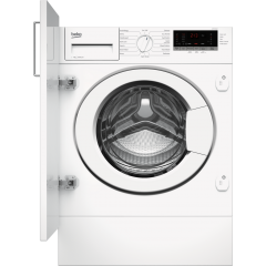 Beko WTIK74151F 7kg/1400  Integrated Washing Machine