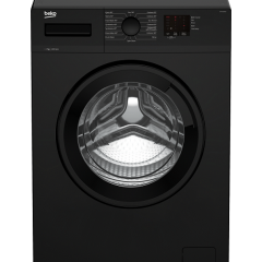 Beko WTK72041B 7Kg/1200 Rpm Washing Machine In Black