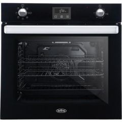 Belling BI602FPCTBLK Built In Single Oven  With 73L Capacity