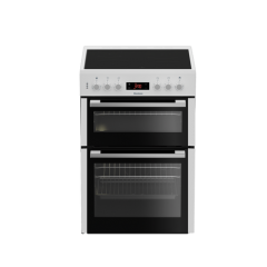 Blomberg HKN65W 60Cm Electric Double Oven With A Ceramic Hob