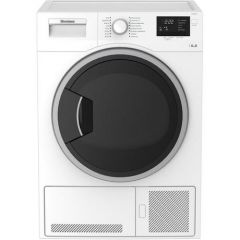 Blomberg LTK28021W 8Kg Condenser Tumble Dryer with  Sensor Drying