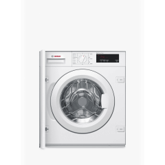 Bosch WIW28300GB Built In 1400 Spin 8Kg . A+++ Rated, 15 Programmes, Ecosilence Drive With 10 Year W