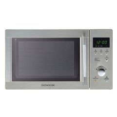 Daewoo KOR6N7RSR Touch And Dial Control Solo Microwave