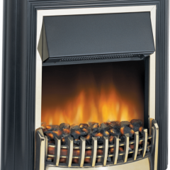 Dimplex CHT20 Freestanding Fire With Optiflame Effect And Real Coals