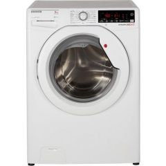 Hoover DWOA59H3 1500 Spin 9Kg  A+++ Energy Rated, 16 Programmes, 24Hr Delay Start, 14 Mins Wash, Dia