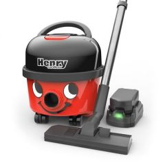 Hoover HVB160 Henry Cordless Vacuum Cleaner  with 2 Batteries