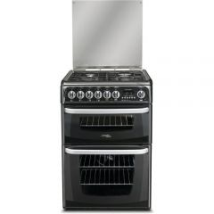 Hotpoint CH60GCIK 60cm Classic Gas Double Oven Cooker