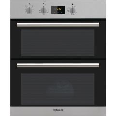 Hotpoint DD2540IX Built In Double Electric Oven