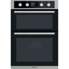 Hotpoint DD2844CIX Built In Double Electric Oven