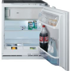 Hotpoint HFA11 Built In Under Counter Fridge With Freezer Compartment