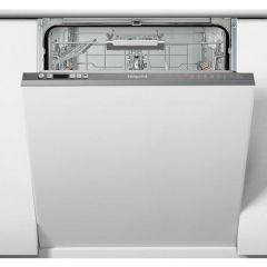 Hotpoint HIC3B19UK Built In Full Size Dishwasher With 13 Place Settings