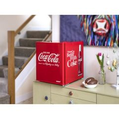 Husky EL196 Coca Cola Drinks Fridge