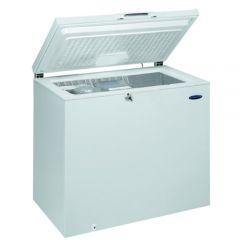 Iceking CF252W 252L Chest Freezer With Freezer Basket H91.6 X W101 X D69.8 Cm