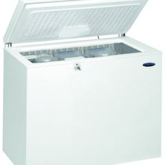 Iceking CF312W 312L White Chest Freezer