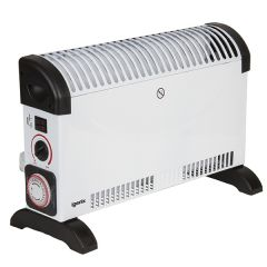 Igenix IG5250 2Kw Convector Heater With 24 Hour Timer