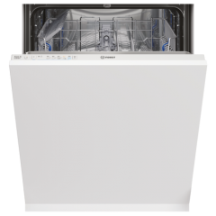 Indesit DIE2B19UK Fully Integrated Dishwasher With 13 Place Settings