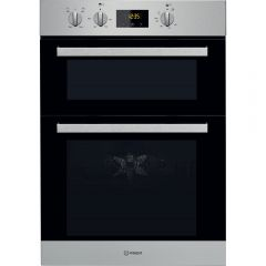 Indesit IDD6340IX Aria Built In Electric Double Oven