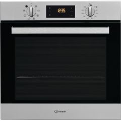 Indesit IFW6340IXUK Built In Single Electric Fan Oven