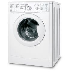 Indesit IWDC65125UKN Washer Dryer With 6Kg Wash Capacity And 5Kg Dry Capacity