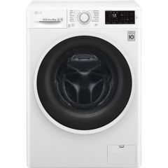 LG F4J608WN 1400 Spin 8Kg A+++ Energy Rated, 14 Programmes Washing Machine