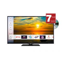 Mitchell + Brown JB-24DVD1811SMS 24` HD Ready Smart Television With DVD Player