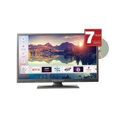 Mitchell + Brown JB431811FSMDVD 43` HD Smart TV With DVD Player