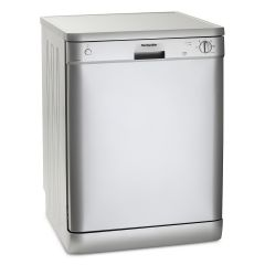 Montpellier DW1255S Dishwasher With 12 Place Settings
