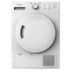 Montpellier MCS8CW 8Kg Condenser Tumble Dryer With Sensor Drying