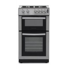 Montpellier MDG500LS 50Cm Gas Double Oven Cooker