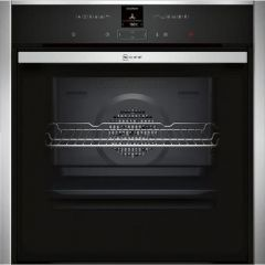 Neff B57CR23N0B Built In Single Multifunction Oven With Programmer