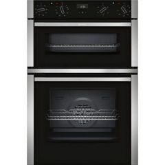 Neff U1ACE2HN0B Built In Electric Double Oven  71L Main Oven 34L Top Oven