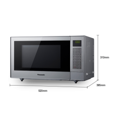 Panasonic NN-CT57JMBPQ Combination Microwave with a  27 L capacity