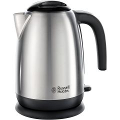 Russell Hobbs 23910 Adventure Brushed Kettle In 1.7 Litre Capacity