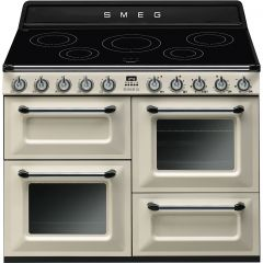 Smeg TR4110IP 110Cm Victoria Electric Range Cooker With Induction Hob
