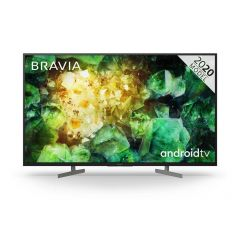 Sony KD49XH8196BU 49` 4K Ultra HD Smart Television With Voice Remote + Google Assistant
