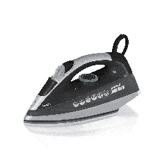 Swan SI30110BLKN 3000W Steam Iron In Black