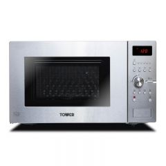 Tower KOC9C5TT 28L Combo Oven + Grill With Steam Cleaning
