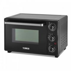 TOWER T14043 23 L MINI OVEN IN BLACK