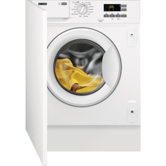 Zanussi Z712W43BI Integrated Washing Machine With A 7Kg Capacity