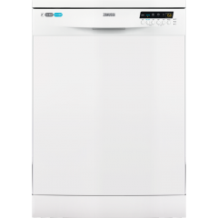 Zanussi ZDF26020WA Full Size Dishwasher With 13 Places