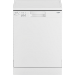 Zenith ZDW600W Full Size Dishwasher With 13 Place Settings